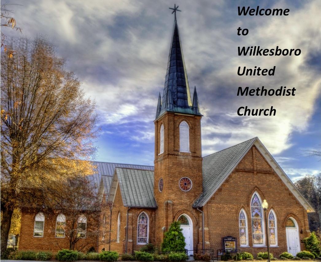 wilkesboro united methodist church sharing comforting embracing